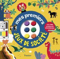 Couverture «Mes premiers jeux de société»