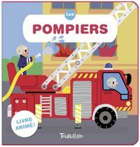 Couverture «Les pompiers»