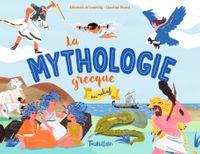 Couverture «La mythologie grecque en relief»