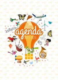 Couverture «Agenda Scolaire 2019-2020»