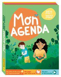 Couverture «Agenda Scolaire 2021-2022»