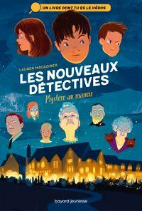 Couverture «Les nouveaux détectives»