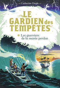 Couverture «Les guerriers de la marée perdue»