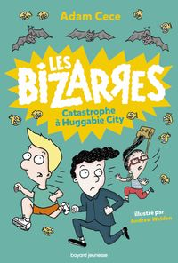 Couverture « Catastrophe à Huggabie City »