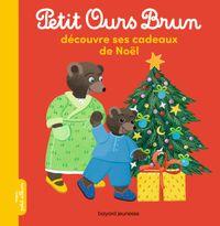 Couverture «Petit Ours Brun découvre ses cadeaux de Noël»