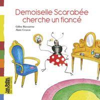 Couverture «Demoiselle Scarabée cherche un fiancé»