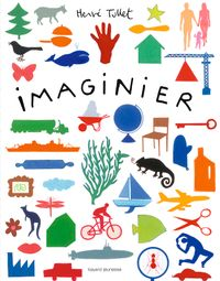 Cover of « Imaginier »