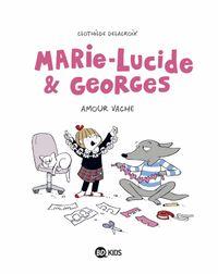 Couverture «Marie-Lucide et Georges»