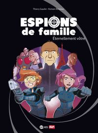 Cover of « Espions de famille 7 »