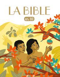 Couverture «La Bible en BD (broché)»