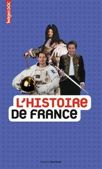 Cover of «L'histoire de France (Nouvelle édition)»