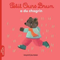 Couverture «Petit Ours Brun a du chagrin»
