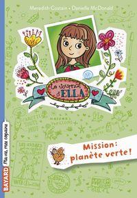 Couverture «Mission Planète Verte !»