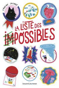 Couverture «La liste des impossibles»
