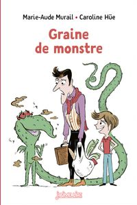 Couverture « Graine de monstre »