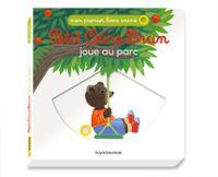 Couverture «Petit Ours Brun joue au parc – Mon premier livre animé»