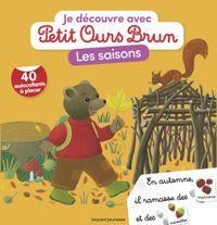 Couverture «Je découvre les saisons avec Petit Ours Brun»