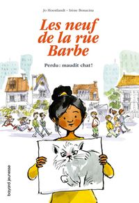 Couverture « Perdu : maudit chat ! »