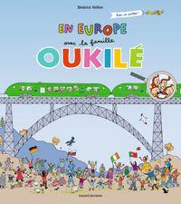 Couverture «En Europe avec la famille Oukilé»