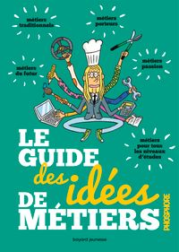 Couverture «Le guide des métiers NE 2019-20»