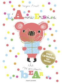 Cover of « L'anniversaire de M. Bear »
