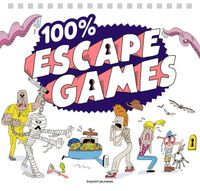 Couverture « 100 % escape games »