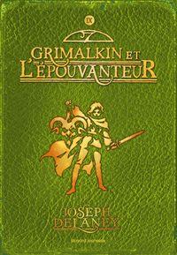 Couverture «Grimalkin et l'épouvanteur»