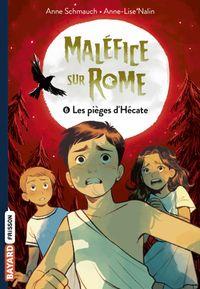 Cover of «Les pièges d'Hécate»