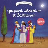 Couverture «Gaspard, Melchior et Balthazar»