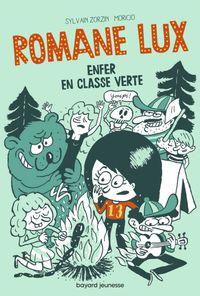 Couverture «Enfer en classe verte»