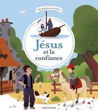Couverture «Jésus et la confiance»