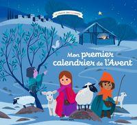 Couverture «Mon premier calendrier de l'Avent»