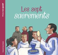 Cover of « Les sept sacrements »