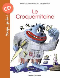 Couverture « Le croquemitaine »