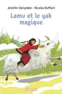 Cover of «Lamu et le yak magique»