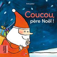 Couverture «Coucou, père Noël !»