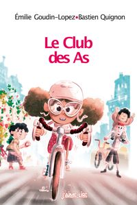 Couverture « Le club des As »