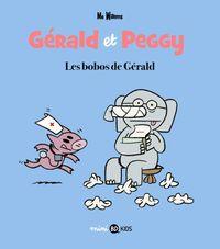 Couverture «Gérald et Peggy n°3 Les bobos de Gérald»