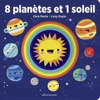 Couverture «8 planètes et 1 soleil»