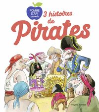 Cover of « 3 histoires de pirates »