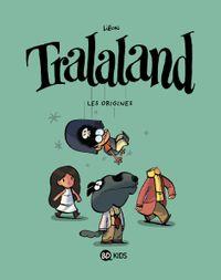 Couverture «Tralaland saison 1»