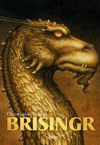 Couverture «Brisingr»