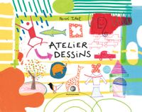 Couverture « Atelier dessins »