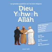 Couverture «Dieu  Yahweh Allah»