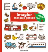 Couverture «Imagier français-anglais»