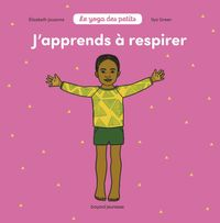 Cover of « J'apprends à respirer – yoga 3 »