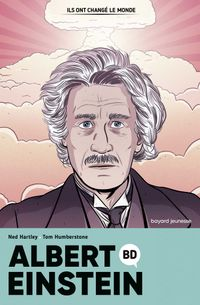 Couverture « Einstein en BD »