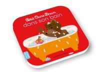 Couverture «Petit Ours Brun dans son bain»