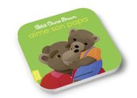 Cover of « Petit Ours Brun aime son papa »