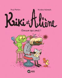 Cover of «Chauve qui peut !»